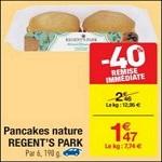 Bon Plan Regent's Park chez Carrefour - anti-crise.fr