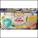 Offre de Remboursement : Faisselle Citron Rians 100% Remboursée en 2 Bons - anti-crise.fr