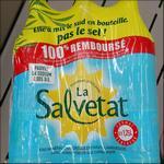 Offre de Remboursement La Salvetat : Votre Pack 6x1,25L 100% Remboursé en 1 Bon - anti-crise.fr