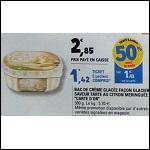 Bon Plan Glace Carte d'Or Façon Glacier chez Carrefour - anti-crise.fr