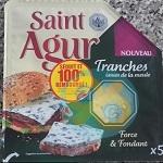 Offre de Remboursement Saint Agur : Votre Paquet de Tranches 120g 100% Remboursé - anti-crise.fr