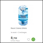 Bon Plan Rasoir Vénus de Gilette Partout - anti-crise.fr