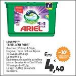 Bon Plan Ariel Pods Chez Leclerc - anti-crise.fr