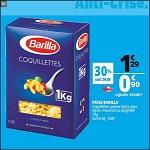 Bon Plan Pâtes Barilla chez Auchan - anti-crise.fr