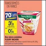 Bon Plan Box Fleury Michon chez Carrefour - anti-crise.fr