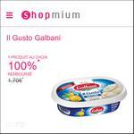 Offre de Remboursement Shopmium : Il Gusto Galbani 100% Remboursé - anti-crise.fr