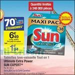 Bon Plan Tablettes Sun chez Carrefour - anti-crise.fr