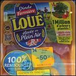 Offre de Remboursement Loué : Filet Mignon de Dinde 100% Remboursé en 3 Bons - anti-crise.fr