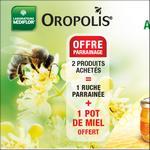 Bon Plan Mediflor : 2 Produits Oropolis Acheté = 1 Pot de Miel Offert - anti-crise.fr