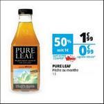 Bon Plan Thé Pure Leaf chez Auchan - anti-crise.fr