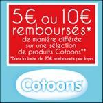 Offre de Remboursement Smoby : Jusqu'à 10€ Remboursés sur les Produits Cotoons - anti-crise.fr