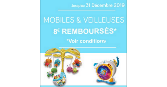 mobile vtech mobilo rêves