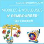 Offre de Remboursement Vtech : 8€ Remboursés sur votre Mobile ou Veilleuse - anti-crise.fr