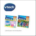 Offre de Remboursement Vtech : 2 Jeux Storio Achetés = 15€ Remboursés - anti-crise.fr