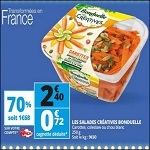 Bon Plan Salade Bonduelle chez Auchan - anti-crise.fr