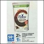 Bon Plan Céréales Croquant Fitness chez Auchan - anti-crise.fr