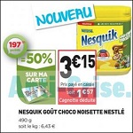 Bon Plan Nesquik Choco Noisette chez Simply Market - anti-crise.fr