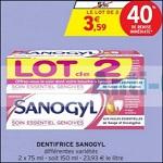 Bon Plan Dentifrice Sanogyl chez Intermarché - anti-crise.fr