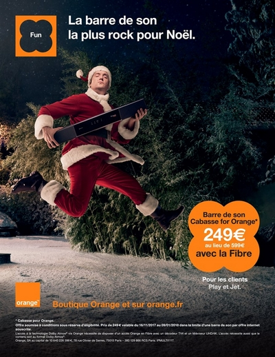 catalogue orange noel 2018 Catalogue Orange du 16 novembre 2017 au 9 janvier 2018 catalogue orange noel 2018