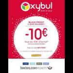 Catalogue Oxybul du 23 au 26 novembre 2017 (Promo Black Friday)