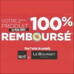 Offre de Remboursement Well / Le Bourget : 2ème Produit 100% Remboursé - anti-crise.fr