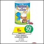 Bon Plan P'tite Céréale Nestlé chez Intermarché - anti-crise.fr