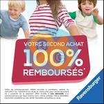 Offre de Remboursement Ravensburger : Second Jeu 100% Remboursé - anti-crise.fr
