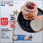 Bon Plan Canapés Harrys chez Auchan - anti-crise.fr