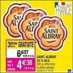 Bon Plan Saint Albray chez Cora - anti-crise.fr