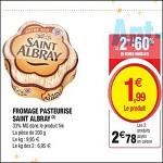 Bon Plan Saint Albray chez Magasins U - anti-crise.Fr
