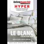 Catalogue Intermarché du 27 décembre 2017 au 7 janvier 2018 (Le Blanc - Version Hyper)