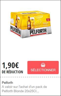 Bon de reduction coupons a imprimer selection biere