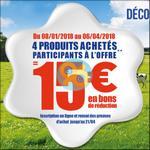 Offre de Remboursement RiBambel : Carnet de Bons de Réduction de 15€ - anti-crise.fr