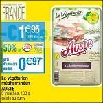 Bon Plan Le Végétarien Aoste chez Cora (30/01-05/02) - anti-crise.fr