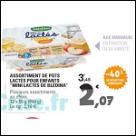 Bon Plan Mini Lactés Blédina chez Leclerc - anti-crise.frA