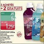 Bon Plan Adoucissant Lenor chez Match - anti-crise.fr