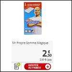 Bon Plan Gomme Magique Mr Propre Partout - anti-crise.fr