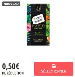 Promotion Intermarche Cafe Carte Noire