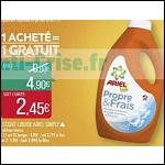 Bon Plan Lessive Ariel Simply chez Match - anti-crise.fr