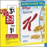 Bon Plan Céréales Spécial K chez Géant Casino - anti-crise.fr