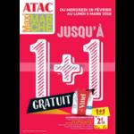 Catalogue Atac du 28 février au 5 mars 2018