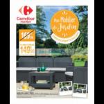 Catalogue Carrefour Market du 2 au 25 mars 2018 (Mobilier de Jardin)