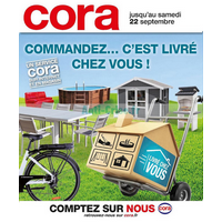 Catalogue Cora du 28 février au 22 septembre 2018 (Livré)