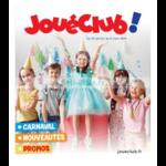 Catalogue Joué Club du 30 janvier au 6 mars 2018