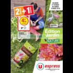Catalogue U Express du 27 février au 10 mars 2018 (Jardin)