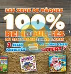 Offre de Remboursement Goliath : 2ème Jeu 100% Remboursé - anti-crise.fr