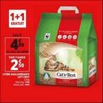 Bon Plan Litière Cat's Best chez Auchan - anti-crise.fr