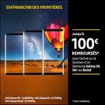 Offre de Remboursement Samsung : Jusqu'à 100€ Remboursés sur Galaxy S8, S8+ ou Note8 - anti-crise.fr