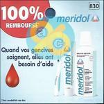 Offre de Remboursement Meridol : 1 Produit Dentaire 100% Remboursé chez Carrefour - anti-crise.fr