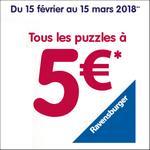 Offre de Remboursement Ravensburger : Tous les Puzzles à 5€ - anti-crise.fr